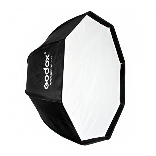 SoftBox 120cm Octa Encaixe Bowen Portátil Bolsa Godox