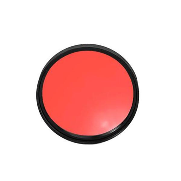 Filtro Colorido Vermelho 55mm 18-70mm 75-300mm Sony Alpha