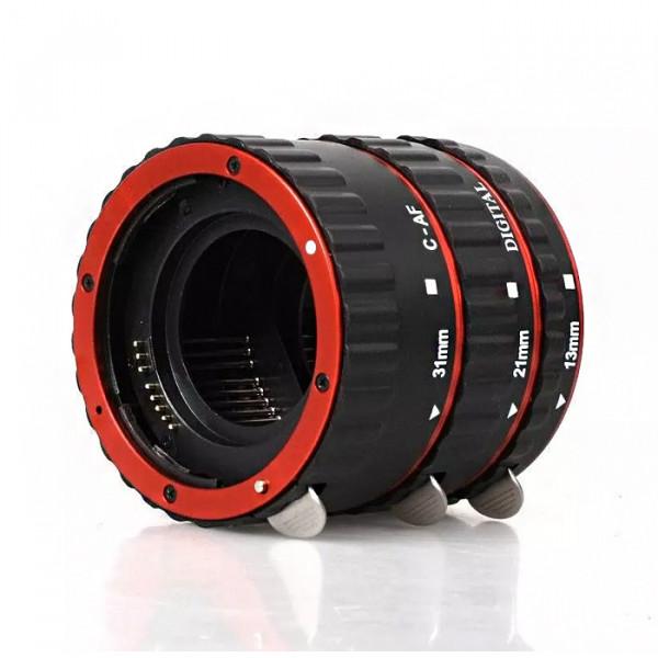 Tubo Extensor Para Macro Fotografia Canon