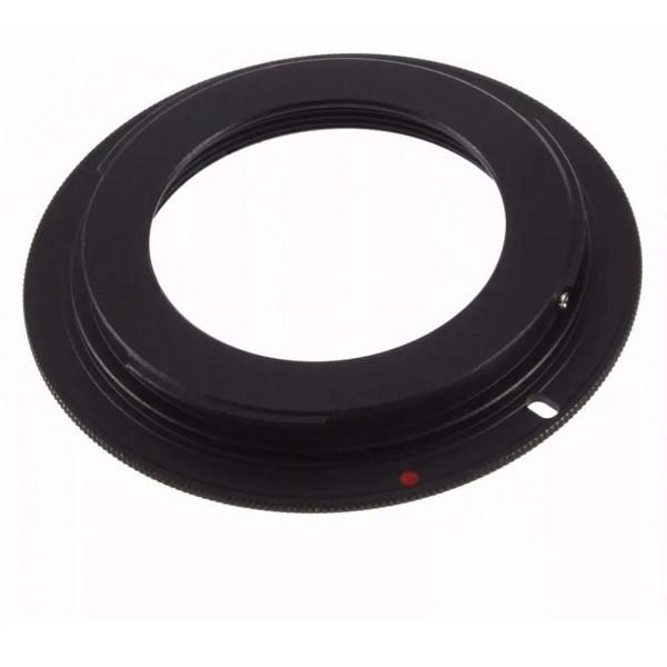 Adaptador M42 p/ Canon EOS + Garantia + NF