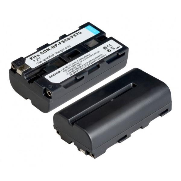 Bateria Np-F550 Led CN-160