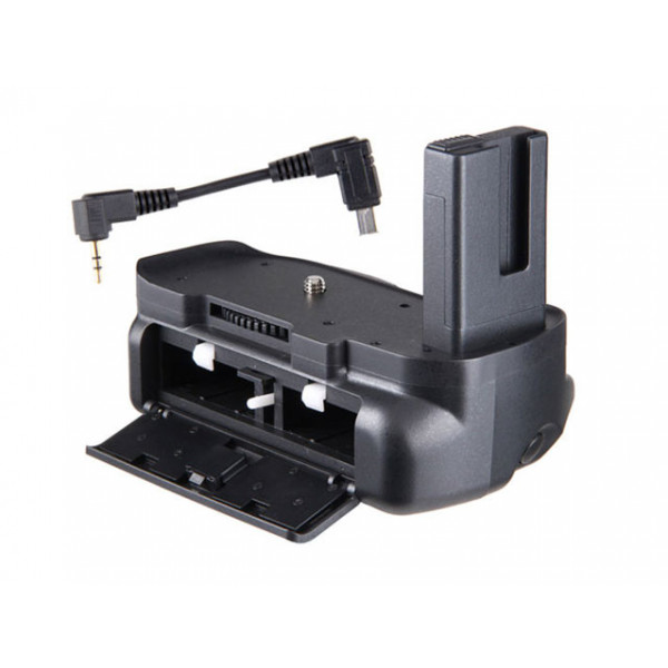 Kit Battery Grip D5100 D5200 Alça Mão + Bateria + Controle