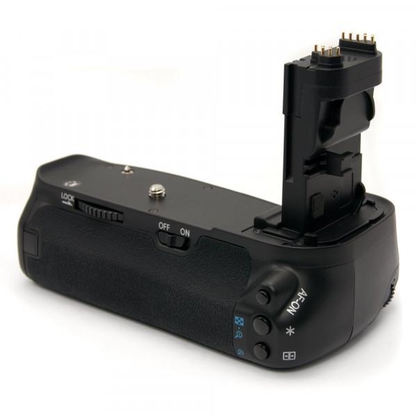 Kit Battery Grip 60D Alça Mão + Bateria + Controle +Nf