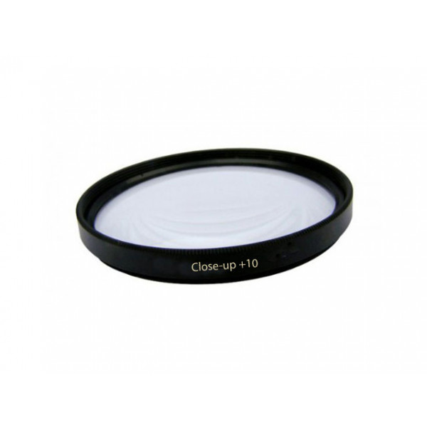 Lente Close-up 55mm HD Macro 10X 50mm  Canon Sony Alpha