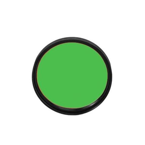 Filtro Colorido Verde 55mm 18-70mm 75-300mm Sony Alpha