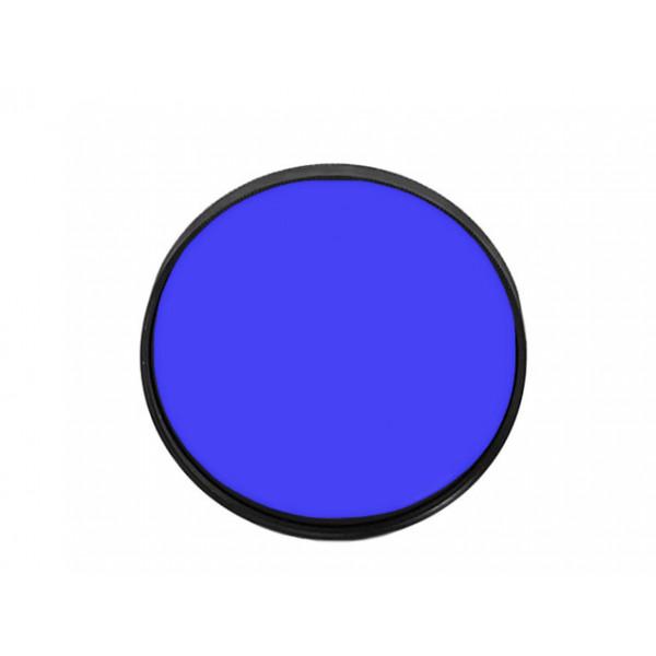 Filtro Colorido Azul 58mm 18-55mm Canon T5i 70D 700D