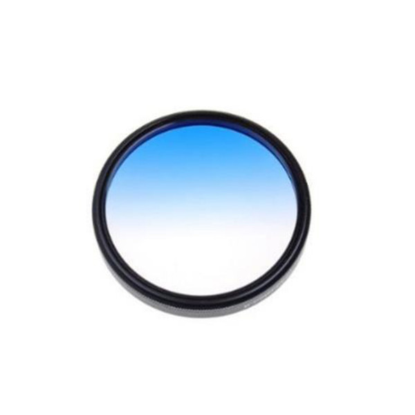 Filtro Gradual Azul 55mm 18-70mm 75-300mm Sony Alpha