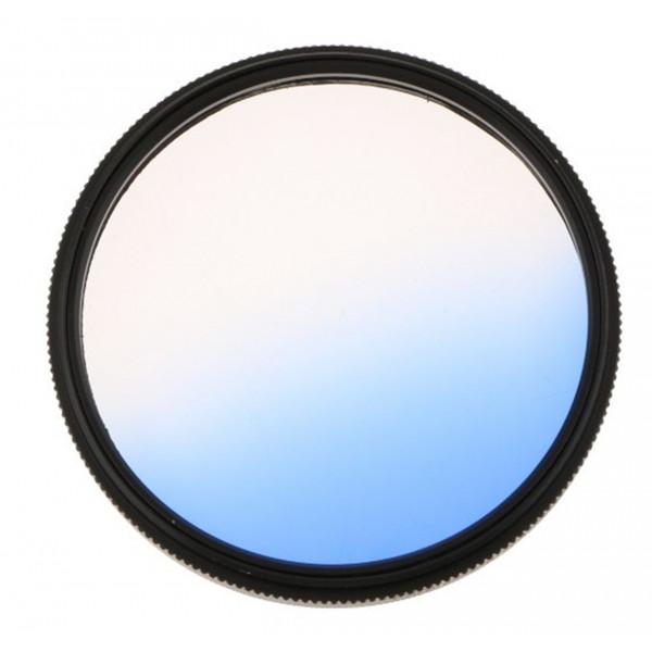 Filtro Gradual Azul 67 mm 18-135mm Canon T5i 70D 7D