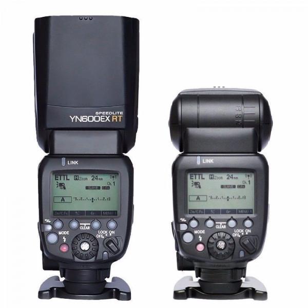Flash Youngnuo Yn600ex Rt Ttl Hss Canon Yn-600 ex