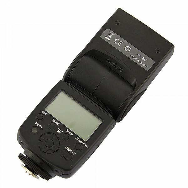 Flash Yongnuo Yn-568EX-II TTL Canon 7D 5D Brinde Difusor +Nf