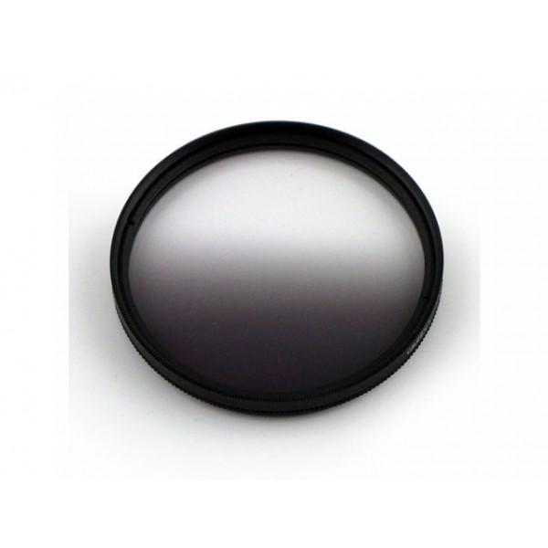 Filtro Gradual Cinza 55mm 18-70mm 75-300mm Sony Alpha