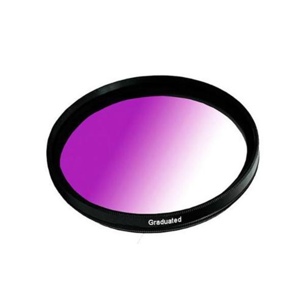Filtro Gradual Roxo 55mm 18-70mm 75-300mm Sony Alpha