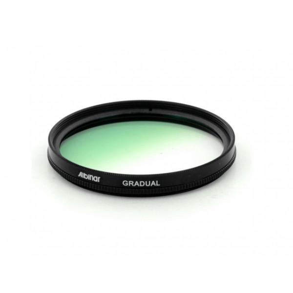 Filtro Gradual Verde 55mm 18-70mm 75-300mm Sony Alpha