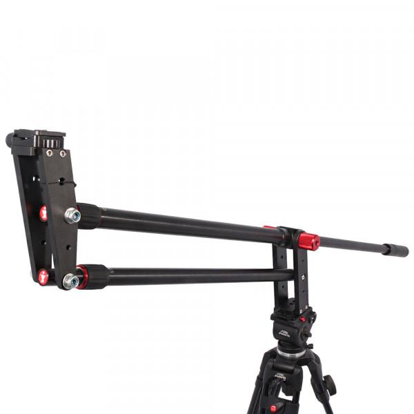 Grua Filmagem Portatil e Compacta até 5kg Canon Nikon Sony