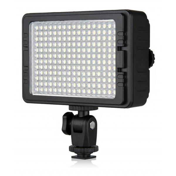 Iluminador Led K2E 204S Nikon Canon 70d T5i D5100