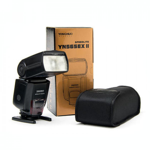 Flash Yongnuo Yn-565ex II Ttl Canon 70D 60D 5D 7D T5i E-ttl +Nf