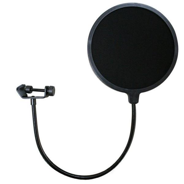 Pop Filter Para Microfone / Filtro Estudio Studio
