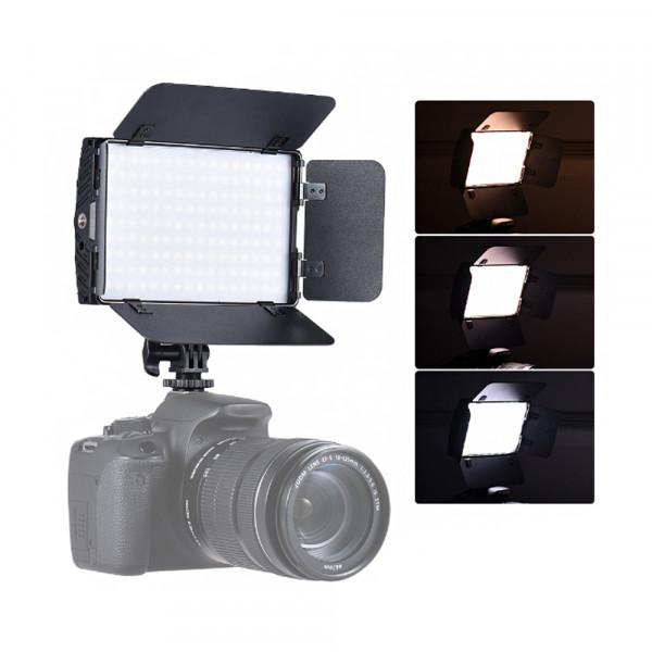 Iluminador Led PT-15B PRO Nikon Canon 70d T5i D5100
