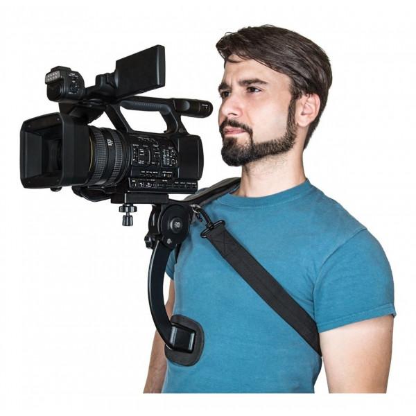 Suporte de Ombro para Câmera Filmadora 6kg 60D 70D T5i 700D