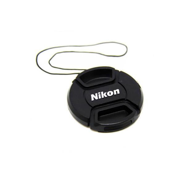 Tampa Frontal 72mm Nikon 200mm 20mm 35mm 50mm 70-200mm 85mm