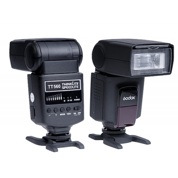 Flash Speedlite Godox TT560 Gn38 Camera Canon Nikon