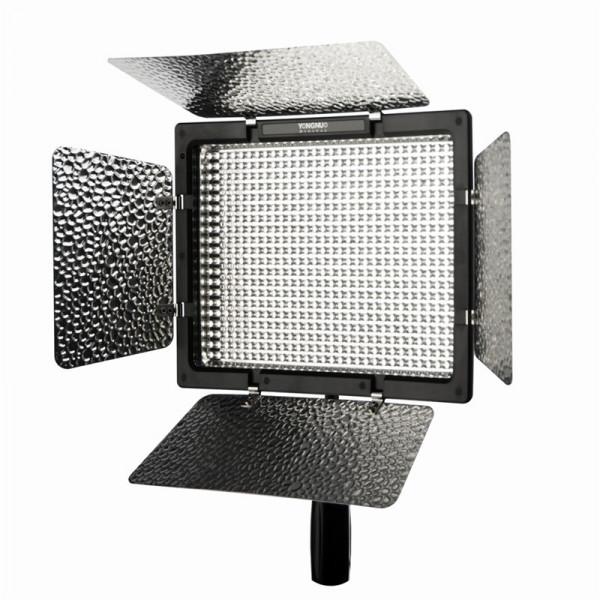 Iluminador Led  Led Yn-600 L Pro 4680 Lux 60d 70d 7d 60d T5i