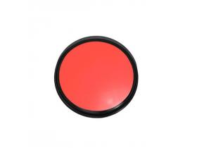 Filtro Colorido Vermelho 52mm 18-55mm Nikon D5100 D7000