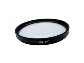 Lente Close-up 55mm HD Macro 2X 75-300mm Canon Sony Alpha