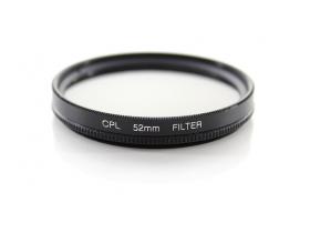 CPL Polarizador 52 mm Lente 18-55mm Nikon D7000 D3200 D5200