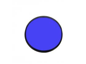Filtro Colorido Azul 72mm 28-135mm T2i 550D Canon 70D T5i
