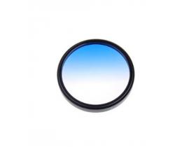 Filtro Gradual Azul 72mm 28-135mm T2i 550D Canon 70D T5i
