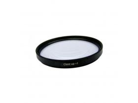 Lente Close-up 55mm HD Macro 1X 18-70mm Canon Sony Alpha