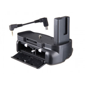 Battery Grip BG-N6 para Nikon D5100 D5200 Bateria Grip +Nf