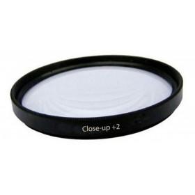 Lente Close-up 58mm HD Macro 2X 18-55mm Canon T5i 70D 60D