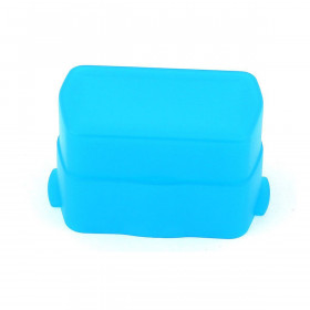 Difusor azul Para Flash YN-500 Yn-560 Ii Yn-565EX YN-568EX YN580