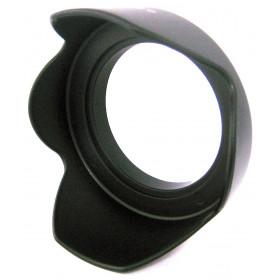 Parasol 52mm Lente 18-55mm Nikon D5100 D7000 D3200 D5200